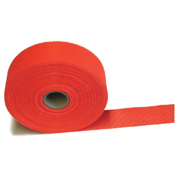 rubalise pvc rouge