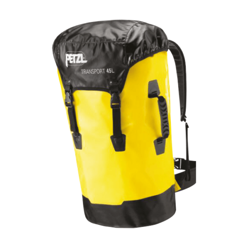 sac transport jaune